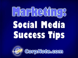 In this issue of Marketing with Mike, we cover social media tips for encouraging interaction and cross posting.